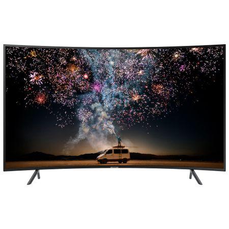 """Телевизор LED Smart Samsung, Извит, 49"""" (123 см), 49RU7302, 4K Ultra HD"""