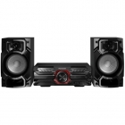 Аудио система High Power Panasonic SC-AKX320E-K, 450 W RMS, Dual USB, Bluetooth, Max Juke App., Subwoofer 16 см