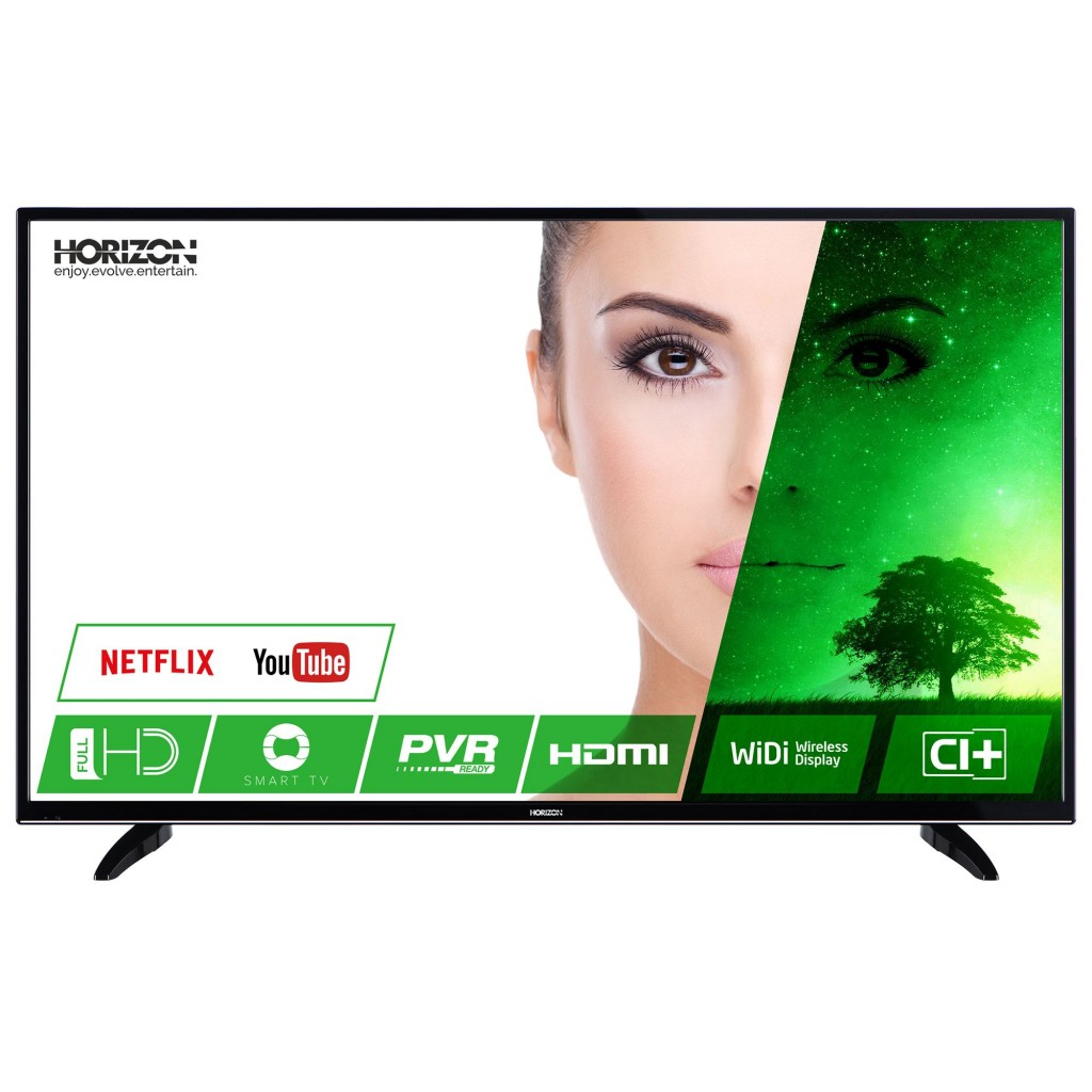 "Телевизор LED Smart Horizon, 32"" (81 см), 32HL7330F, Full HD"