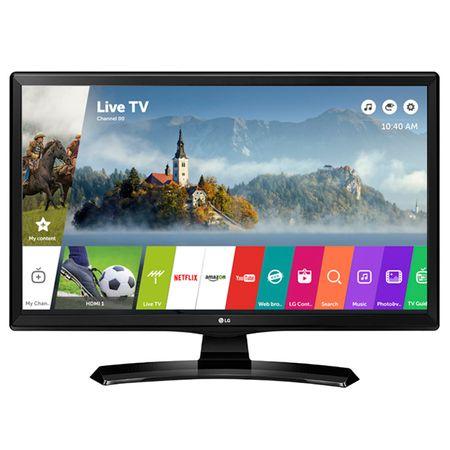 """Телевизор LED Smart LG, 24"""" (60 см), 24MT49S-PZ, HD"""