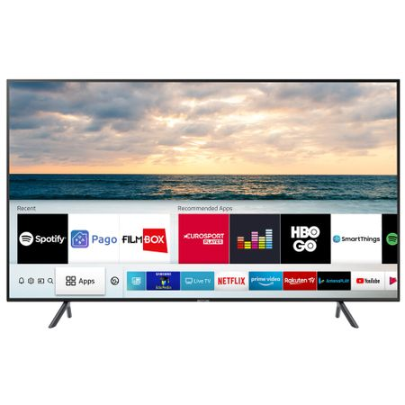 "Телевизор LED Smart Samsung, 58"" (146 см), 58RU7102, 4K Ultra HD"