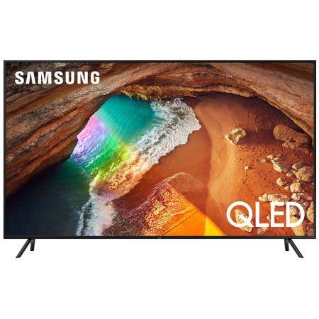 """Телевизор QLED Smart Samsung, 43"""" (108 см), 43Q60RA, 4K Ultra HD"""