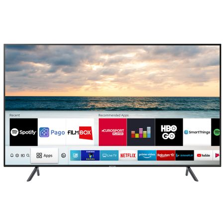 "Телевизор LED Smart Samsung, 43"" (108 см), 43RU7102, 4K Ultra HD"