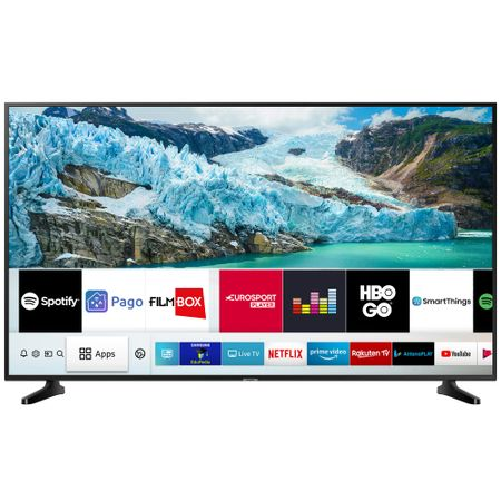 "Телевизор LED Smart Samsung, 55"" (138 см), 55RU7092, 4K Ultra HD"