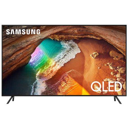 """Телевизор QLED Smart Samsung, 65"""" (163 см), 65Q60RA, 4K Ultra HD"""