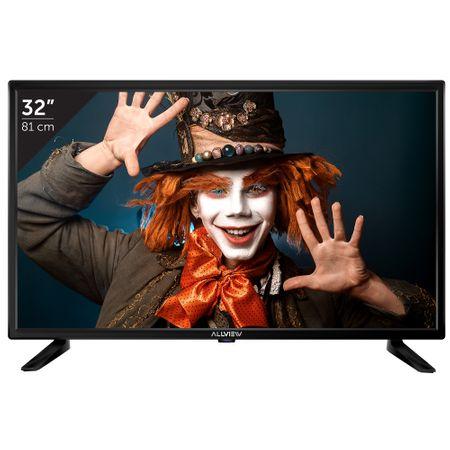 """Телевизор LED Allview, 32"""" (81 см), 32ATC5000, HD"""