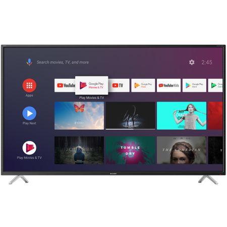 """Телевизор Smart Android LED Sharp, 40"""" (102 см), 40BL2EA, 4K Ultra HD"""