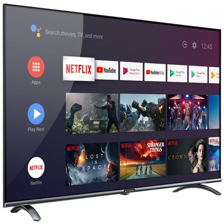 "Телевизор LED Smart Android Allview, 40"" (101 см), 40ePlay6100-F, Full HD"