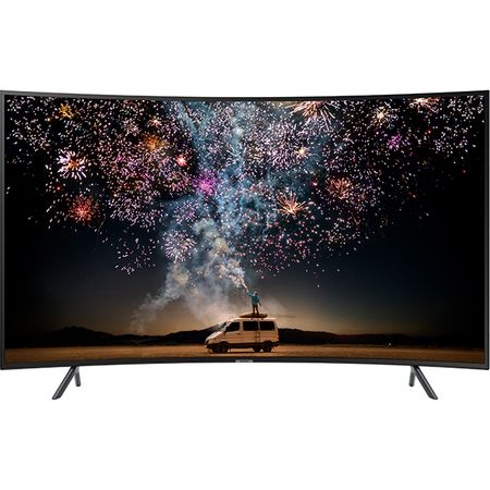 "Телевизор LED Smart Samsung, Извит, 55"" (138 см), 55RU7372, 4K Ultra HD"