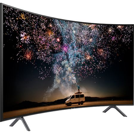 """Телевизор LED Smart Samsung, Извит, 55"""" (138 см), 55RU7372, 4K Ultra HD"""