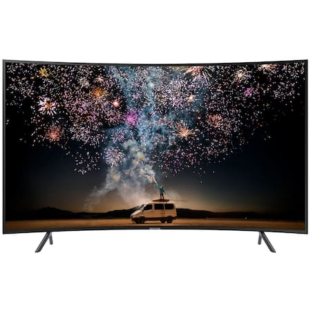 "Телевизор LED Smart Samsung, Извит, 65"" (163 см), 65RU7302, 4K Ultra HD"