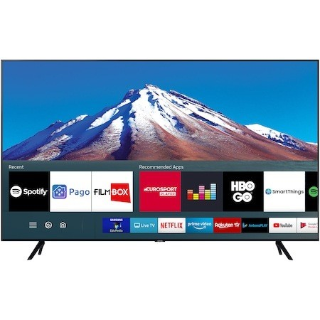 "Телевизор Samsung 75TU7092, 75"" (189 см), Smart, 4K Ultra HD, LED"